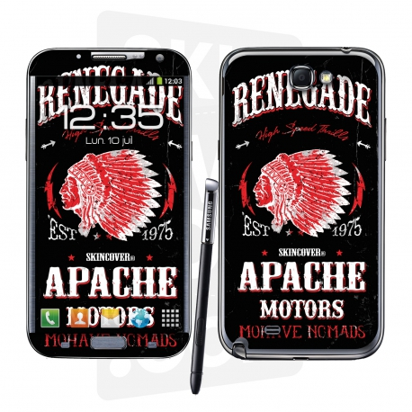 Skincover® Galaxy Note 2 - Apache Motor