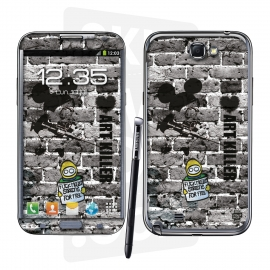 Skincover® Galaxy Note 2 - Art Killer