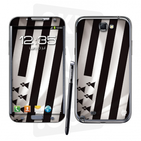 Skincover® Galaxy Note 2 - Breizh