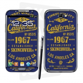 Skincover® Galaxy Note 2 - California