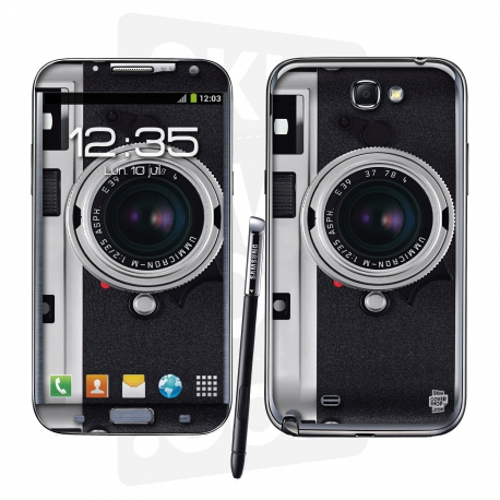 Skincover® Galaxy Note 2 - Camera