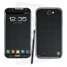 Skincover® Galaxy Note 2 - Carbon