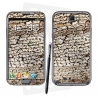 Skincover® Galaxy Note 2 - Design Wood