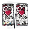 Skincover® Galaxy Note 2 - Love & Rock
