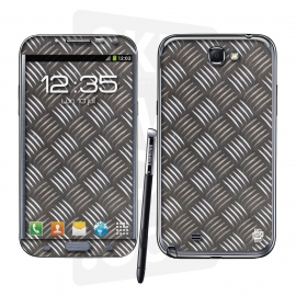 Skincover® Galaxy Note 2 - Metal2