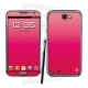 Skincover® Galaxy Note 2 - Pink