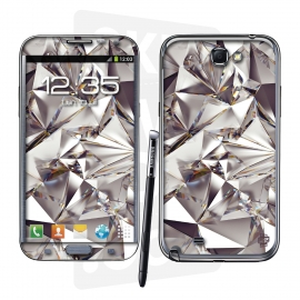 Skincover® Galaxy Note 2 - Polygon
