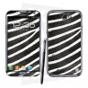 Skincover® Galaxy Note 2 - Zebre