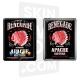 Skincover® Nouvel iPad / iPad 2 - Apache Motor