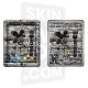Skincover® Nouvel iPad / iPad 2 - Art Killer