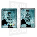 Skincover® Nouvel iPad / iPad 2 - Bluesky