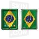 Skincover® Nouvel iPad / iPad 2 - Brazil