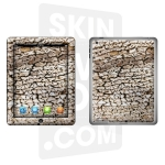 Skincover® Nouvel iPad / iPad 2 - Design Wood