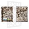 Skincover® Nouvel iPad / iPad 2 - Design Wood