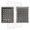 Skincover® Nouvel iPad / iPad 2 - Metal 2