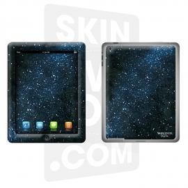 Skincover® Nouvel iPad / iPad 2 - Milky Way