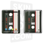 Skincover® Nouvel iPad / iPad 2 - Tape 80'