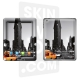 Skincover® Nouvel iPad / iPad 2 - Taxi NYC By Paslier