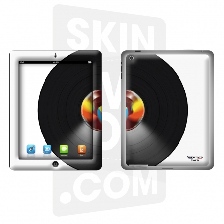 Skincover® Nouvel iPad / iPad 2 - Vinyl