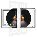Skincover® Nouvel iPad / iPad 2 - Vinyl