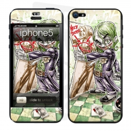 Skincover® Iphone 5/5S - Baby Joker by Vinz El Tabanas