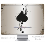 Skincover® iMac 21.5' - Ace Of Spade