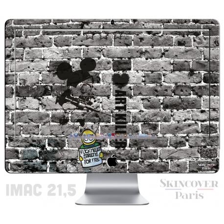 Skincover® iMac 21.5' - Art Killer