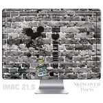 Skincover® iMac 21.5' - Art Killer