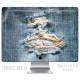 Skincover® iMac 21.5' - Blue Jeans