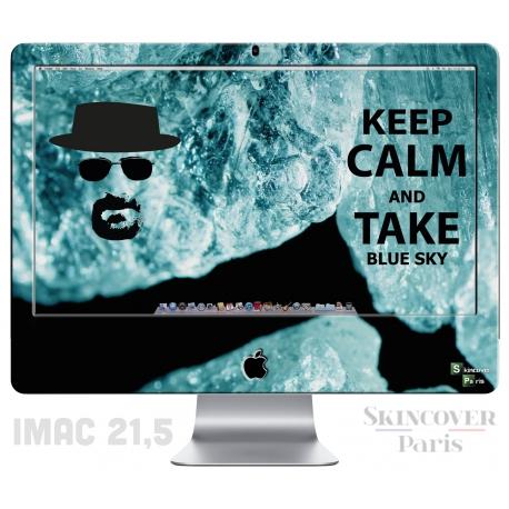 Skincover® iMac 21.5' - Bluesky
