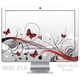Skincover® iMac 21.5' - Butterfly