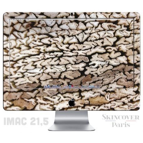 Skincover® iMac 21.5' - Design Wood