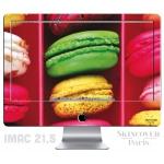 Skincover® iMac 21.5' - Macarons