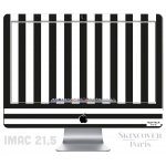 Skincover® iMac 21.5' - Marc a Dit