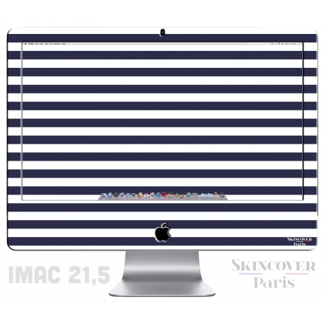 Skincover® iMac 21.5' - Mariniere
