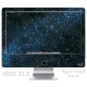 Skincover® iMac 21.5' - Milky Way