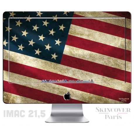 Skincover® iMac 21.5' - Old Glory