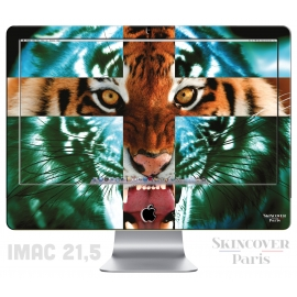 Skincover® iMac 21.5' - Tiger Cross