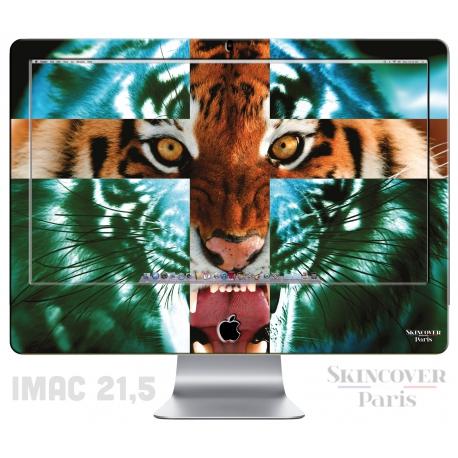 Skincover® iMac 21.5' - Tiger Cross