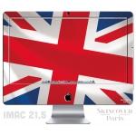Skincover® iMac 21.5' - Union Jack