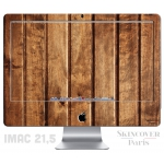Skincover® iMac 21.5' - Wood