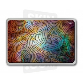 "Skincover® MacBook 13"" - Wave Colors"