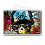 "Skincover® MacBook 13"" - Street Color"