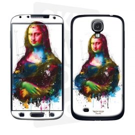 Skincover® Galaxy S4 - Da Vinci Pop By P.Murciano