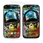 Skincover® Galaxy S4 - Street Color