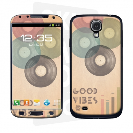 Skincover® Galaxy S4 - Good Vibe