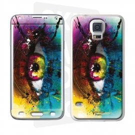 Skincover® Galaxy S5 - Requiem By P.Murciano