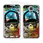 Skincover® Galaxy S5 - Street Color