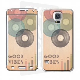 Skincover® Galaxy S5 - Good Vibe