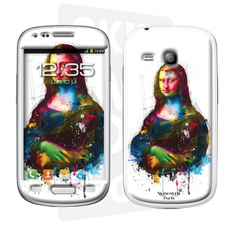 Skincover® Galaxy S3 Mini - Da Vinci Pop By P.Murciano